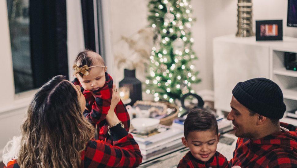 Christmas Matching PJ's